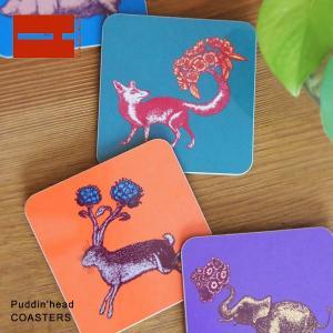 AVENIDA HOME(アヴェニダ・ホーム)Puddin'head Coasters(プディンヘッド コースター)|sixem-shop
