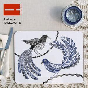 AVENIDA HOME(アヴェニダ・ホーム)Alabasta TABLE MATS(アラバスタ テーブルマット) Love Birds|sixem-shop