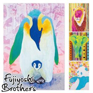 Fujiyoshi Brother's(フジヨシブラザーズ)A5クリアファイル|sixem-shop