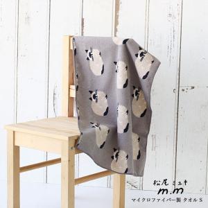 松尾ミユキ Towel S(タオル Sサイズ) sixem-shop