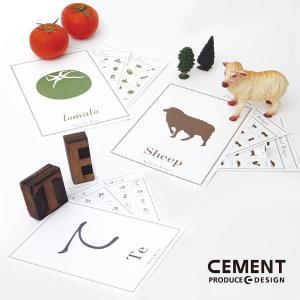 CEMENT PRODUCE DESIGN(セメントプロデュースデザイン)/遊んで学べるビンゴ sixem-shop