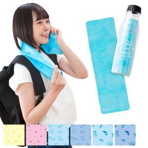 小泉ライフテックス/ ウォータークールタオル( ひんやり 冷たい 熱中症対策 )|sixem-shop