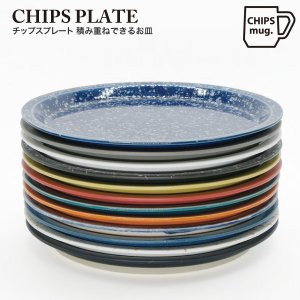 CHIPS PLATE チップスプレート 直径24cm