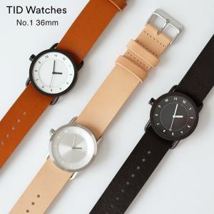 TID Watches (ティッドウォッチ) No.1 腕時計 36mm|sixem-shop