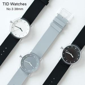 TID Watches (ティッドウォッチ) No.3 腕時計 38mm|sixem-shop