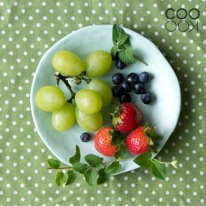 【販売終了】アウトレット/COOKOO Reminiscent Plate S Mint クークー レミニセント プレートS ミント 15.8cm パーティ|sixem-shop