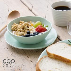 【販売終了】アウトレット/COOKOO Reminiscent Bowl Mint クークー レミニセント ボウル ミント 300ml パーティ|sixem-shop