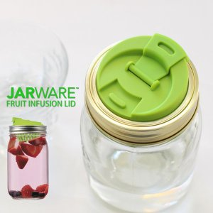 アウトレット/JARWARE(ジャーウェア) フルーツ インフュージョン リド  キャップ