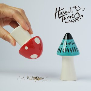 Hannah Turner(ハンナターナー) Salt and Pepper 塩コショウ入れ|sixem-shop
