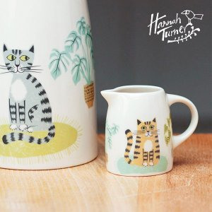 Hannah Turner(ハンナターナー) Cat Small Jug スモールジャグ 100ml|sixem-shop