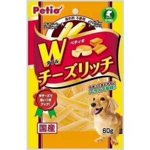 Wチーズリッチ 60g|sixpetdogs