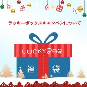 超大特価!限定福袋 シックスプラスSIXPLUS 三種類ランダム発送 メリクリスマス