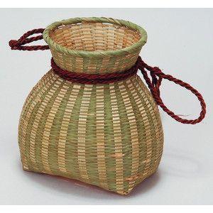 竹ビクどじょうすくい|sizen