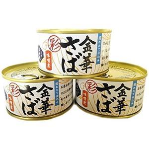 木の屋石巻水産 彩 金華さば味噌煮缶詰 T2(170g) 3缶|sizen