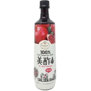 美酢 ミチョ ザクロ酢 900ml