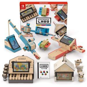 Nintendo Swittchソフト ニンテンドーラボ バラエティキット Nintendo Lab...