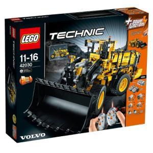 LEGO レゴ テクニック Volvo L350F ホイールローダー 42030