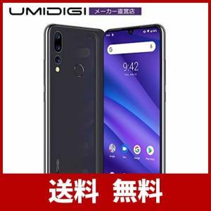 UMIDIGI A5 PRO SIMフリースマートフォン Android 9.0 6.3インチ FH...