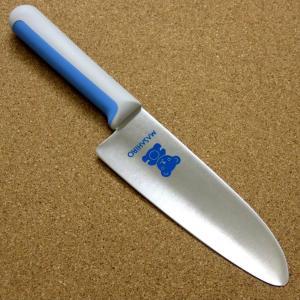 メーカー:正広 アイテム名:こども包丁 くま柄 高学年向き 左利き用 ※絵柄は右利き用と同じですが刃...