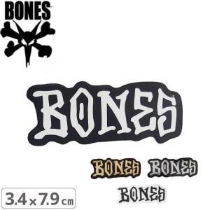 スケボー BONES ステッカーボーンズ ステッカー BONES WHEELS STICKER 3....