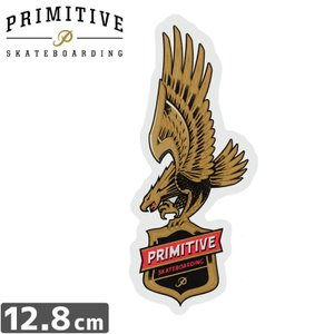 プレミティブ PRIMITIVE ステッカー EAGLE STICKER 12.8cm×5.8cm NO17