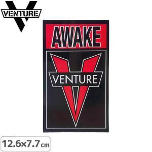 ベンチャー VENTURE スケボー ステッカー OG AWAKE STICKER 12.6cm x...