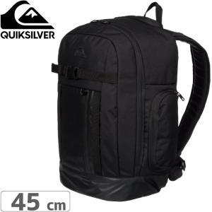 クイックシルバー QUIKSILVER スケボーバックパック BACKWASH SURF BAG ブ...