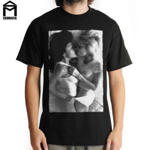 スケートマフィア SK8MAFIA スケボー Tシャツ SKATEMAFIA Love Tee ブラック NO15