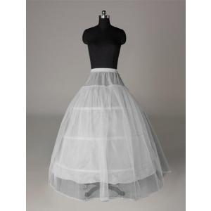 a99c7af4a973b パニエ ボリューム チュール ウエディングドレス用 スカート インナー ふんわり ダンス演出 文化祭 ブライダル小物 花嫁 パーティードレス