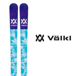 フォルクル スキー板 VOLKL【2018-19モデル】BASH 86 W (板のみ)