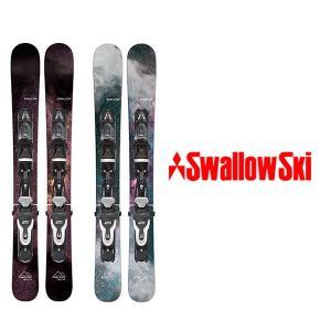 スワロー スキー板 SWALLOW【2019-20モデル】OREO 99(BLACK/WHITE) ...