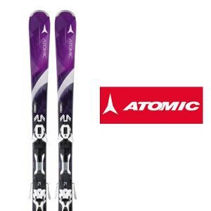 ATOMIC [アトミック スキー板]<2016> AFFINITY SKY XT + XT 10 TI ski-azumino