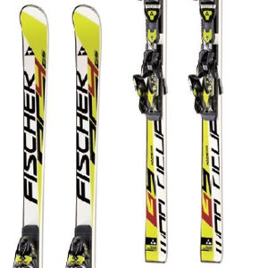 13-14 フィッシャー FISCHER RC4 W.C.GS JR WCP LOW RC4 Z13 FreeFlex (金具付き)|ski-exciting