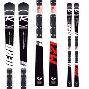 14-15  ロシニョール ROSSIGNOL HERO MASTER R20 WC  AXIAL3 120 MFX WHITE RED (DIN:3.5-12) (金具付き) 180cm|ski-exciting
