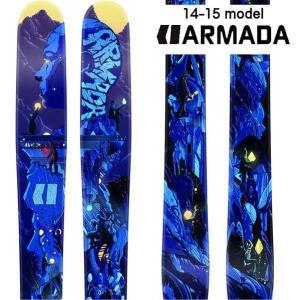 14-15 アルマダ ARMADA NORWALK ノーウォーク (板のみ)|ski-exciting
