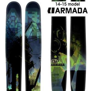 14-15 アルマダ JJ2.0 ジェイジェイ2.0 (板のみ)|ski-exciting