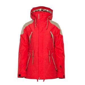 14-15 アルマダ ARMADA レディース 上下セット Yosemite Insulated Jacket Poppy  Jarvis Pant Black  上下Sサイズ(インポートサイズ)|ski-exciting