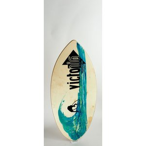 スキムボード  ビクトリアスキムボード 初心者向け木製ボード VICTORIA WOODY(サイズ M) skim1