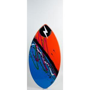 スキムボード  ザップ 子供用 ZAP LAZER(サイズ ワンサイズ)|skim1