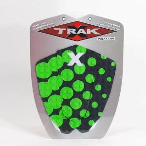 デッキパッド 後足用 X TRAK POLKA.COM|skim1