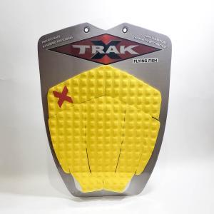 デッキパッド 後足用 X TRAK FLYING FISH|skim1