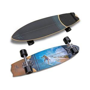 スケートボード SwellTech Surf Skate AUSTIN KEEN PRO MODEL TUBE|skim1