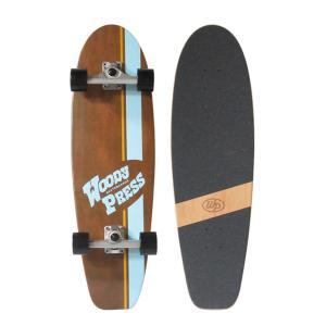スケートボード WOODY PRESS WOODY32in-Carving|skim1