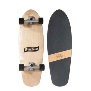 スケートボード WOODY PRESS WOODY30in-Carving|skim1