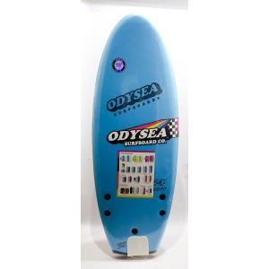 サーフボード ソフトボード Catch Surf キャッチサーフ ODYSEA 54 SPECIALTRY (サイズ 54)|skim1