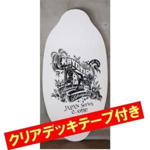 フラットスキム ランド Kayotics カヨティックス 「C-ONE JAPANseries」 Size:99.5cm×49.5cm|skimpeace-store