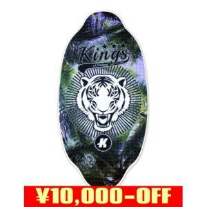 フラットスキム ランド Kayotics カヨティックス Pro Series「Tiger Palms-虎-」 Size:104cm×52cm|skimpeace-store