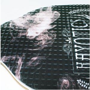 フラットスキム ランド Kayotics カヨティックス Pro Series「Smoked Out-煙-」 Size:104cm×52cm|skimpeace-store|02