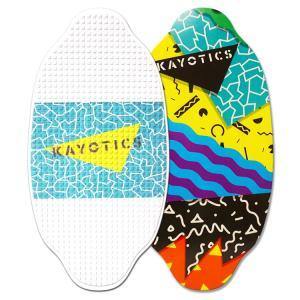 フラットスキム ランド Kayotics カヨティックス Pro Series2017「FRESH PRINTS」 Size:104cm×52cm|skimpeace-store