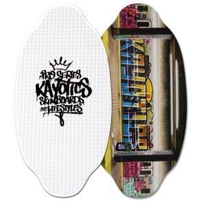 フラットスキム ランド Kayotics カヨティックス Pro Series2017「UNDERGROUND」 Size:104cm×52cm|skimpeace-store